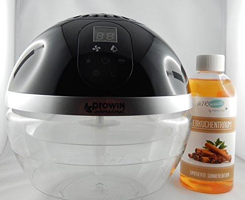 prowin air bowl 2 luftreiniger der neuen generation mit. Black Bedroom Furniture Sets. Home Design Ideas