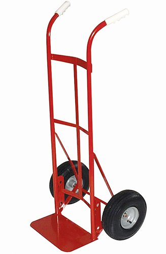 Milwaukee Hand Trucks 40135 Dual Handle Truck With 10-Inch Pneumatic Tires front-310267