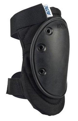ALTA Tactical  Flex Knee Pads - Flexible Long, Black (50410.52)