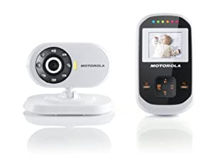 Motorola MBP18 Digital Video Baby Monitor
