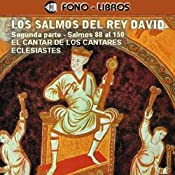H&ouml;rbuch Los Salmos del Rey David
