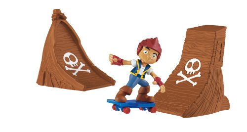 Fisher-Price Jake and the Never Land Pirates - Jake Skate Pack - 1