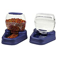 Arf Pets Automatic Pet Feeder Food Dispenser for Dogs & Cats