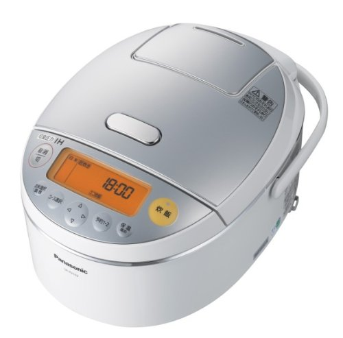 パナソニック 可変圧力IHジャー炊飯器 おどり炊き 5.5合 ホワイト SR-PX102-W