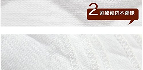 Hangqiao Baby 3 layers white Burp Cloths Cloth diapers cotton diapers Diapers Diaper