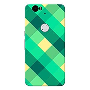 Mobile Back Cover For Huawei Google Nexus 6P (Printed Designer Case)