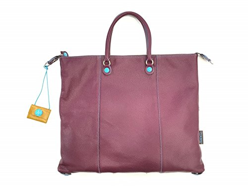 GABS G3 I16 DODO BORSA DONNA TRASFORMABILE PELLE TG L (wine)
