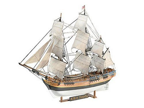 1:110 Scale H.m.s. Bounty Rvls5404 05404 4009803054049 By Revell