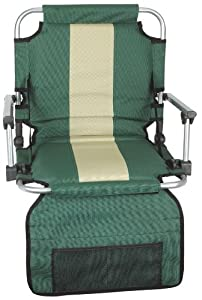 Stansport Folding Stadium Seat With Arms from Stansport