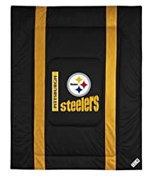 NFL Pittsburg Steelers - Bedding Comforter - Twin/Single Size