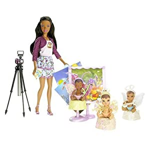 Amazon.com: Barbie I Can Be... Baby Photographer Playset