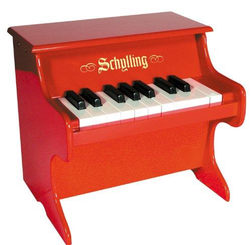 41dldBdnShL Cheap Price Mini Red Piano