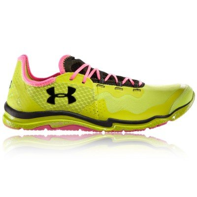 Under Armour  UA CHARGE 2 RACER-BIT/NPU/BLK Running Shoes Mens