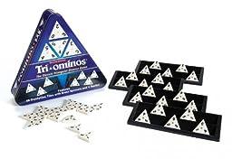 Deluxe Tri-Ominos (In Triangular Tin)