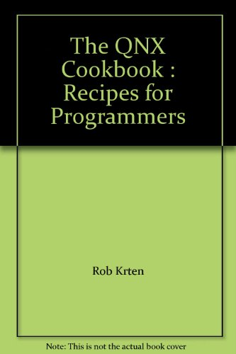 the-qnx-cookbook-recipes-for-programmers