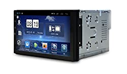 CarPi4 Plus One Android Double din stereo with GPS Navigation