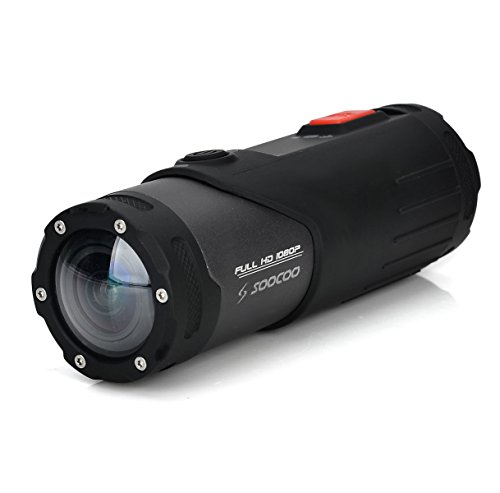 Synix Soocoo S20W Waterproof Cmos 10Mp Hd Wide Angle Action Camcorder With Wi-Fi / Tf / Mini Hdmi