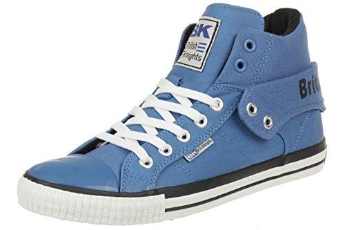 British Knights ROCO BK Herren Sneaker B34-3741-04 blau, Schuhgröße:EUR 43