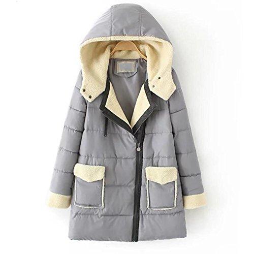 YUYU-Hiver-manches-longues-en-coton-paissie-manteau--capuchon-Jacket