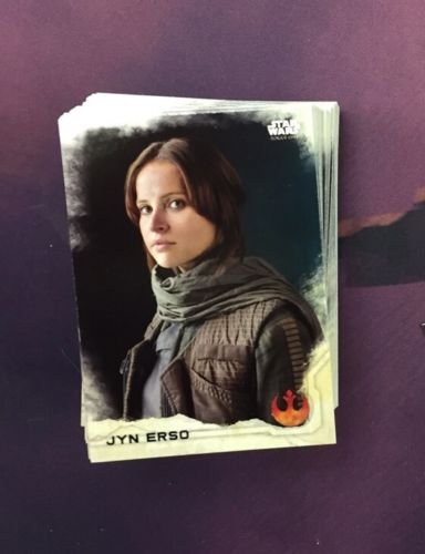 Topps Star Wars Rogue One Trading Cards