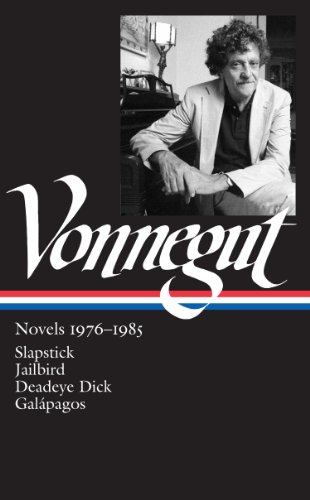 Kurt Vonnegut: Novels 1976-1985 (Library of America)