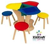 KidKraft Activity Center with Stools