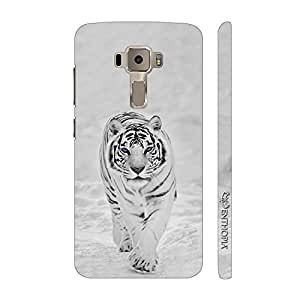 Enthopia Designer Hardshell Case THE TIGER POWER WALK Back Cover for Asus Zenfone 3 ZE552KL