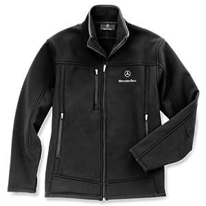 mercedes benz rockford soft shell jacket large. Black Bedroom Furniture Sets. Home Design Ideas