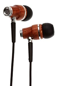 Review and Buying Guide of The Best  Symphonized NRG Premium Genuine Wood In-ear Noise-isolating Headphones