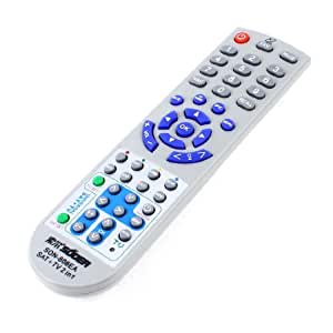 Battery Power SAT TV Remote Control for VCD DVD VCR SON-806EA
