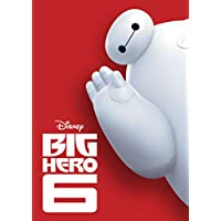 Big Hero 6  (Blu-ray + DVD + Digital HD)