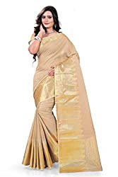 Amigos Fashion Women's Silk Saree (AF-09)