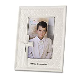 Nat and Jules First Holy Communion Frame