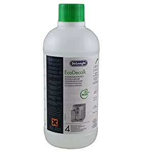Amazon.com: De Longhi EcoDeCalk Natural Descaler for Coffee Machines: Coffee Machine And ...