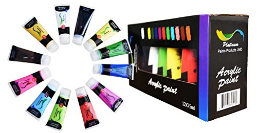 platinum-jumbo-acrylic-paint-studio-12-extra-large-75-ml-tubes-best-selling-colors-perfect-for-paint