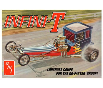 Infinity Dragster 1/25 AMT