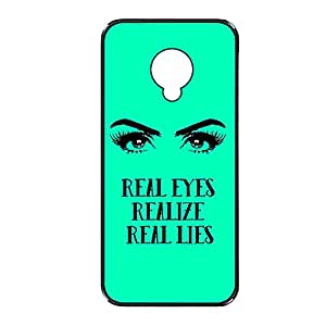 Vibhar printed case back cover for Xiaomi Redmi 1s RealLies