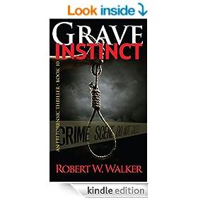 Grave Instinct (The Instinct Series w/Dr. Jessica Coran, ME., FBI Book 10)