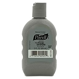 PURELL 9624-24 Instant Hand Sanitizer, 3 oz FST Military Bottle (Case of 24)
