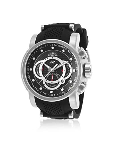 Invicta Men's S1 Rally Black Stainless Steel Watch