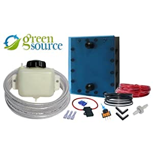 Pro HYDROGEN HHO GENERATOR Dry Cell Kit fuel cell