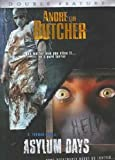 Cover art for  Andre the Butcher and Asylum Days