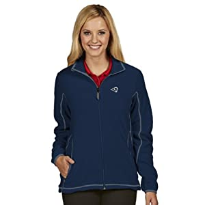 NFL St. Louis Rams Women's Ice Jacket from Antigua