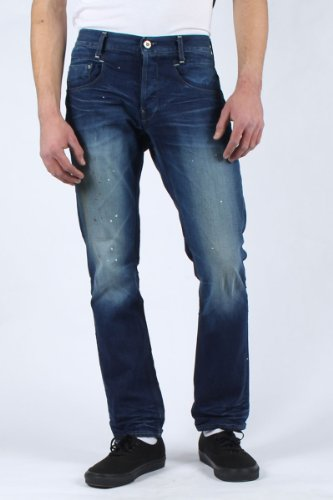 G-Star Raw - Mens New Radar Slim Fit Jeans in Medium Aged, Size: 40W x 32L, Color: Medium Aged