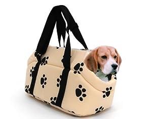 Borsa trasportino per cani e gatti giardino e for Amazon trasportini per cani