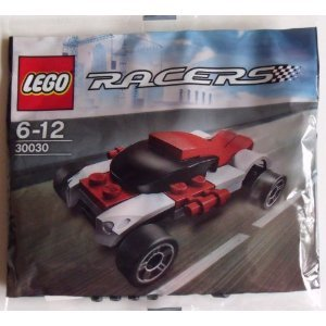 LEGO Racers: Tiny Turbo Rally Raider Set 30030 (Bagged)