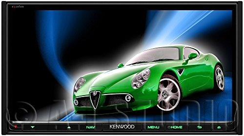 Kenwood eXcelon DNN991HD 6.95 Inch Touchscreen AV Navigation Receiver