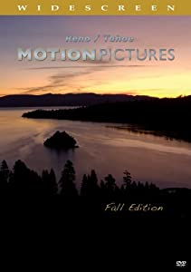 Reno Tahoe Motion Pictures Fall Edition