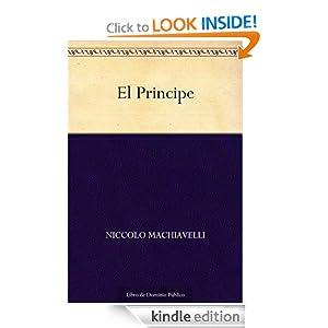 Logo for El Principe (English Edition)