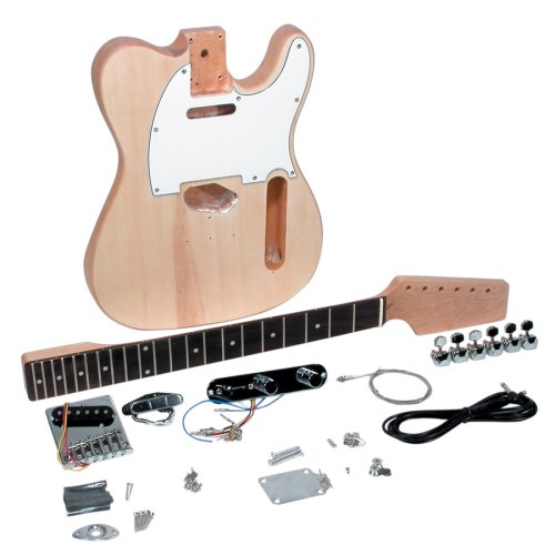 Saga TC-10 T Style Electric Guitar Kit